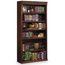 Huntington Oxford 72 Standard Bookcase by kathy ireland Home by Martin Furniture