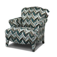 Madelyn Arm Chair by Piedmont Furniture