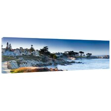 Lovers Point Monterey California Photographic Print on Canvas by Great Big Photos