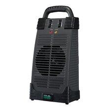 Twin Star Home 1,500 Watt Portable Electric Fan Compact Heater