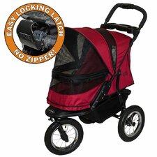 No-Zip Jogger Pet Stroller