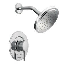 Align Moentrol Shower Faucet Trim with Lever Handle