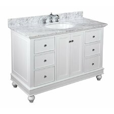 "Bella 48"" Single Bathroom Vanity Set"
