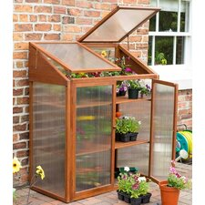 1.2m W x 0.6m D Mini Greenhouse