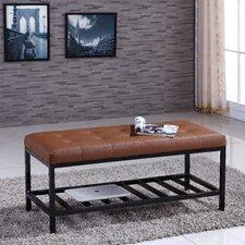 Fabric Storage Entryway Bench by NOYA USA