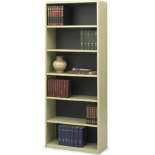 Value Mate Series 80 Standard Bookcase by Safco Products Company