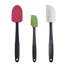 Good Grips 3 Piece Silicone Spatula Set