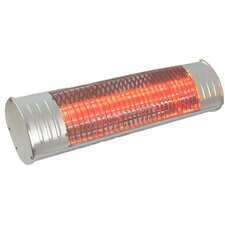 Anodised Electric Patio Heater