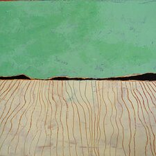 Low Tide' by Regine La Fata Painting on Wrapped Canvas  by Art Excuse