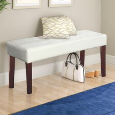Fresno Upholstered Entryway Bench by CorLiving