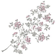 Cherry Blossom Kit Wall Sticker