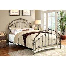 Agatha Panel Bed