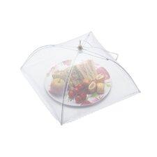 Umbrella Food Cover in White