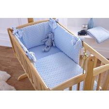Dimple 2 Piece Cot Bedding Set