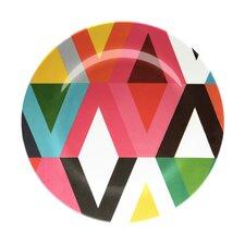 """Viva 11"""" Melamine Dinner Plate (Set of 4)"""