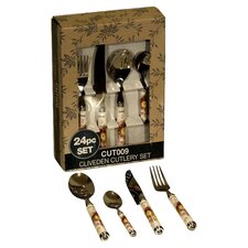 Cliveden 24-Piece Cutlery Set