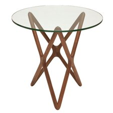 Martha Star End Table by Brayden Studio