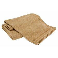 Luxurious All-Natural Alpaca / Lambswool Blanket