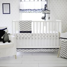 Out of the Blue 3 Piece Crib Bedding Set by My Baby Sam