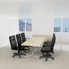 Eden 60000 Series Boat Shaped Conference Table