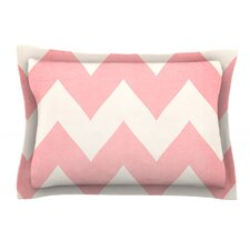 Sweet Kisses by Catherine McDonald Featherweight Pillow Sham