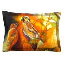 Reflecting Light by Kristin Humphrey Featherweight Pillow Sham