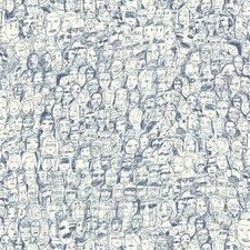 """9 Selvas De Mariscal 33' x 21"""" Figural Wallpaper"""