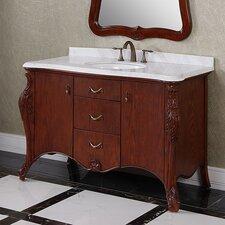 WB 53 Single Bathroom Vanity Set by InFurniture