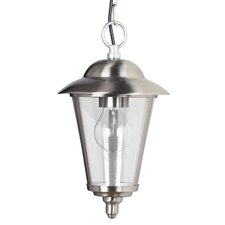 Nina 1 Light Outdoor Hanging Lantern