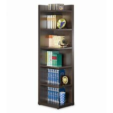 "Rogers 71"" Corner Unit Bookcase"