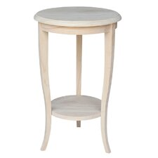 Cambria End Table by International Concepts