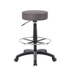 Height Adjustable Mesh Drafting Chair