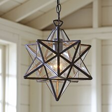 Charlton 1-Light Foyer Pendant
