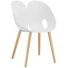 Envelope Solid Wood Dining Chair