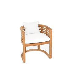 Hamilton Dining Arm Chair with Cushion
