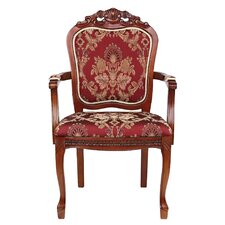 Crown Hill Baroque Arm Chair by Design Toscano