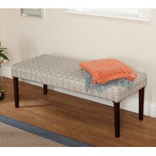 Upholstered Entryway Bench by TMS