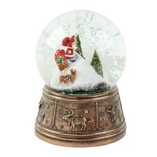 Christmas Igloo Snow Globe