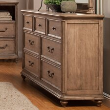 Melbourne 7 Drawer Dresser