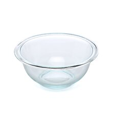 Prepware 1 Qt. Mixing Bowl in Clear (Set of 2)