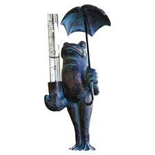 Froggy Rain Gauge