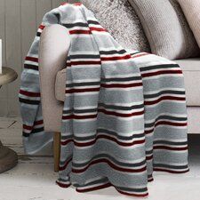 Robin Striped Polyester Blanket