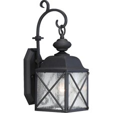 Wingate 1-Light Outdoor Wall Lantern