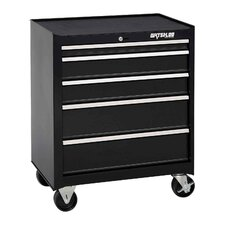 "Shop Series 26""W 5-Drawer Tool Cabinet"