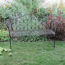Garden Steel Bench