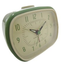 Retro Alarm Tabletop Clock