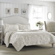 Riley Quilt Set by Laura Ashley Home