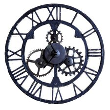 "Cogsworth 23"" Wall Clock"