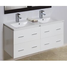 Modern 46 Double Vanity Base by American Imaginations