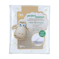 Serta® Perfect Balance® Deluxe Crib Mattress Pad